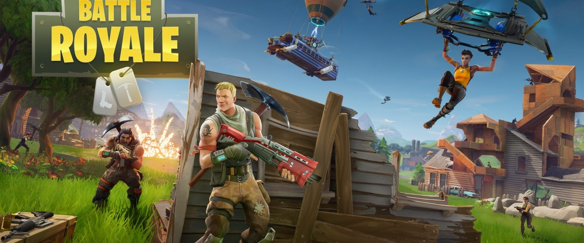 Join our FORNITE team
